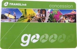 Como Tirar o Concession da Card Go Card em QLD
