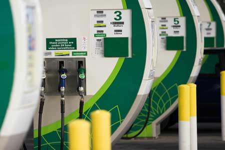 Tipos de Combustíveis na Austrália